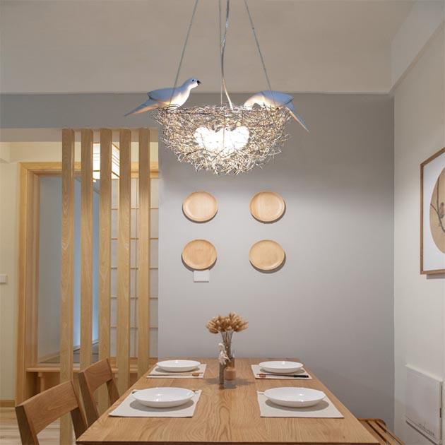 Nest 鳥巢吊燈 3