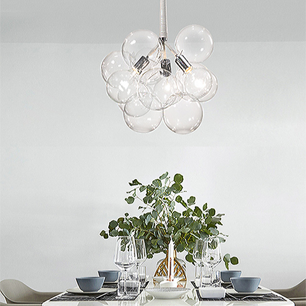 Geb  玻璃泡泡吊燈 2
