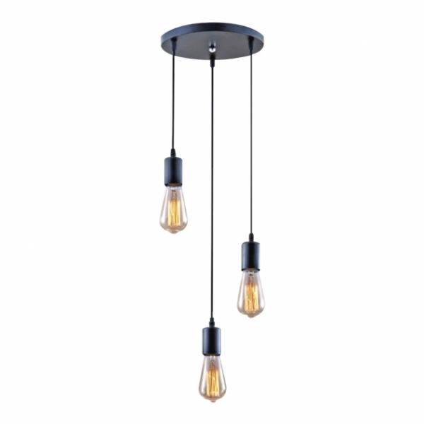 三環三線吊燈-3燈 1