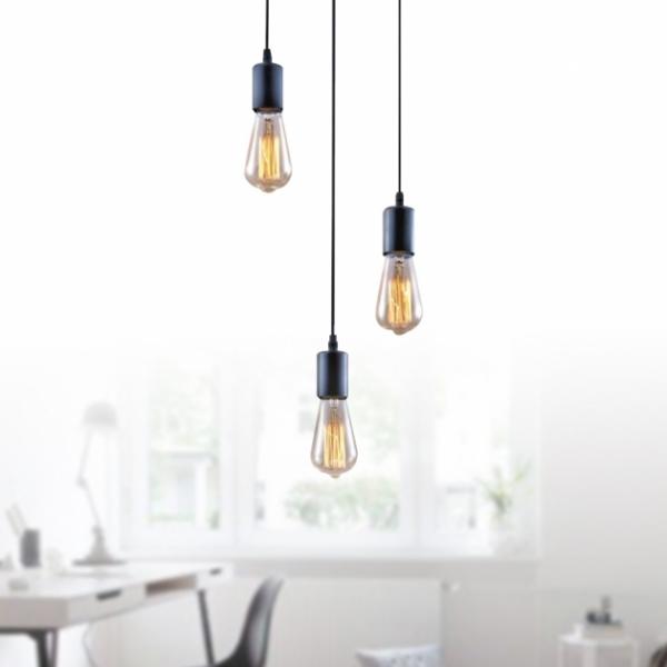 三環三線吊燈-3燈 2