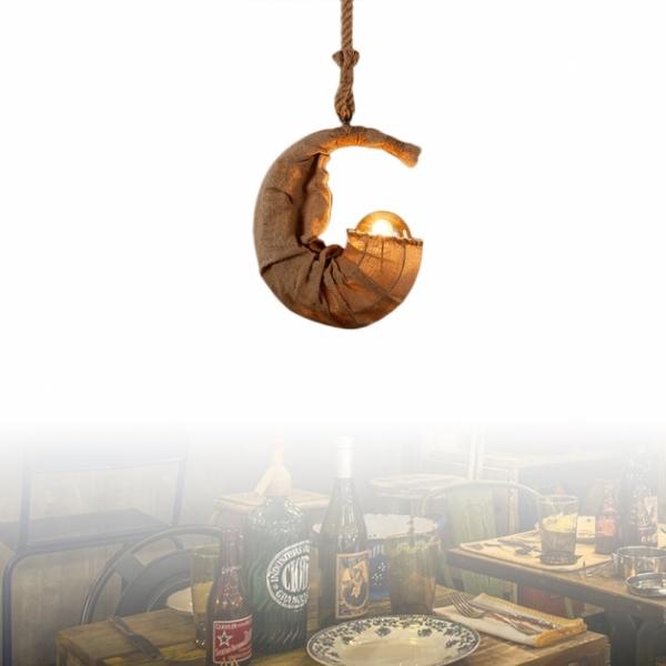 蝦仁吊燈 1
