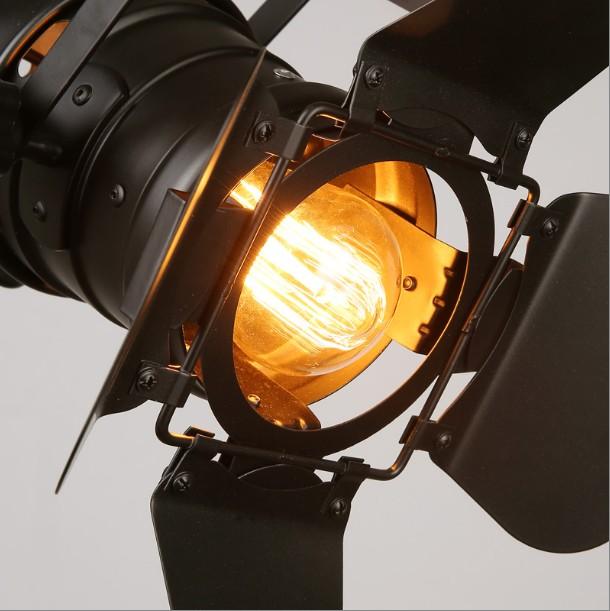 美式投影吊燈 2