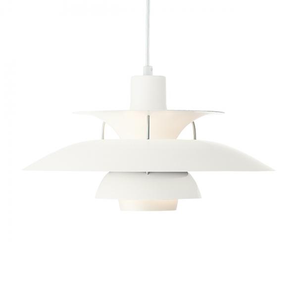 PH5 Louis Poulsen 吊燈(黑/白) 1