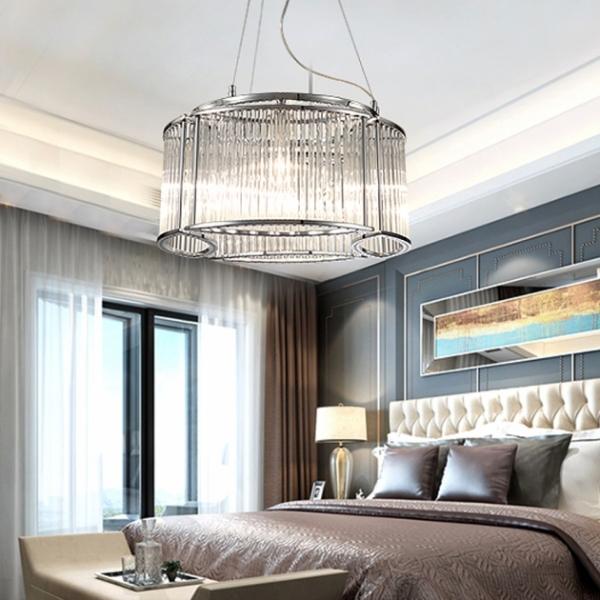 後現代奢華大氣吊燈-4燈 3