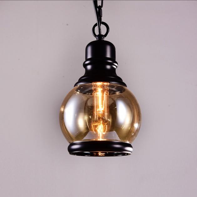 復古工業咖啡廳吊燈 3