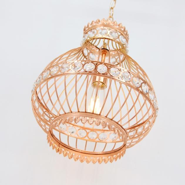 新古典中東鳥籠吊燈 2