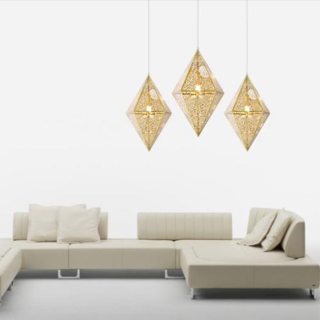 金字塔吊燈 3