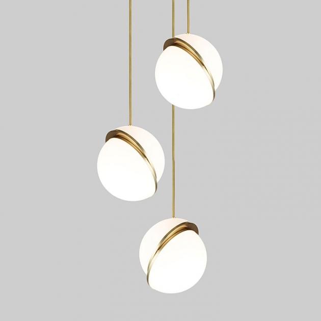 月半小吊燈 2