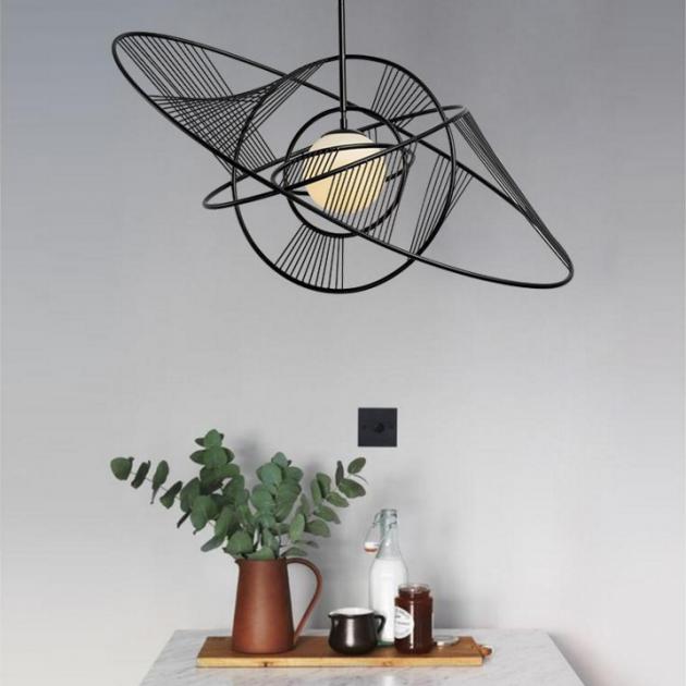 太陽系吊燈 4