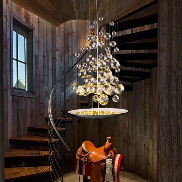 氣泡線吊燈 3