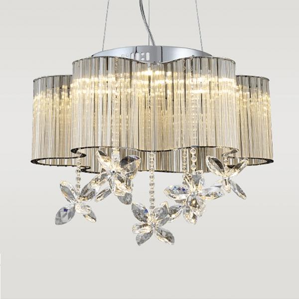 花水晶吊燈 1