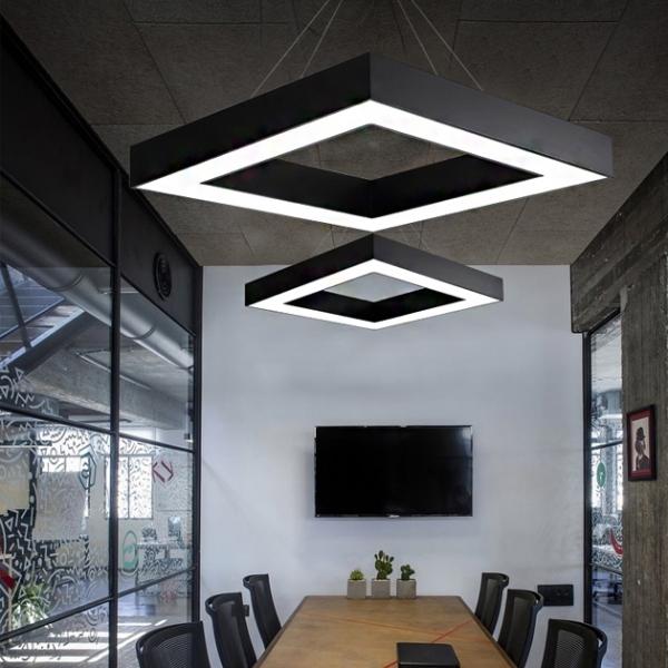 Square 方框吊燈 3