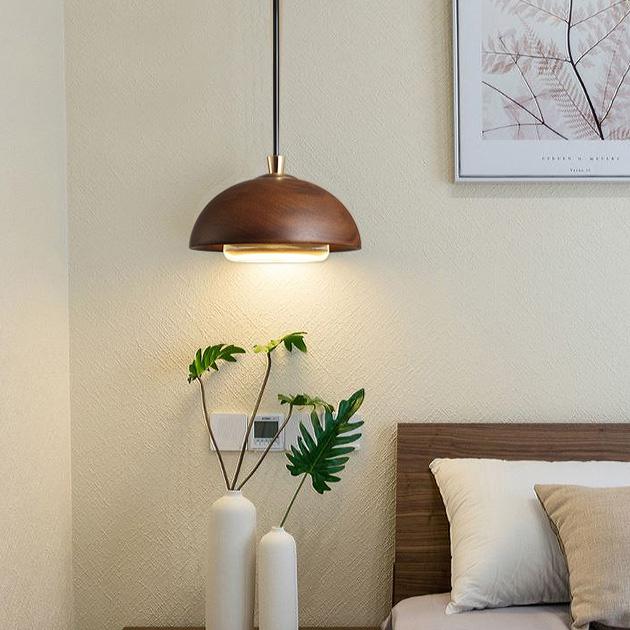 Walnut 胡桃吊燈 2