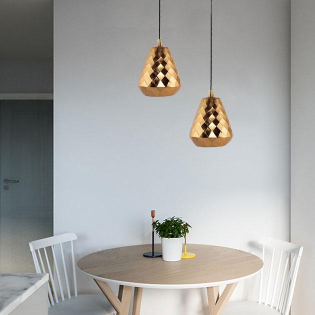 Nut 現代金屬吊燈 2