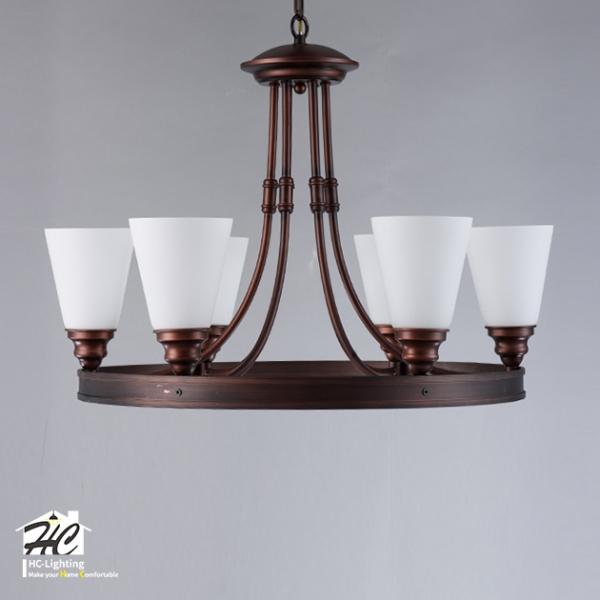 鄉村小鎮吊燈 1