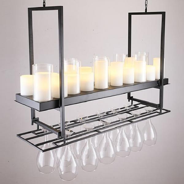 美式餐酒館吊燈 (不含酒杯) 1