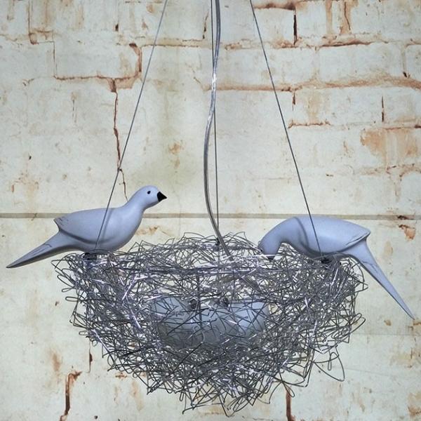 Nest 鳥巢吊燈 2