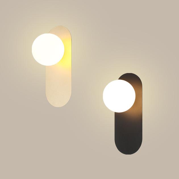 Samarr 圓球壁燈 1