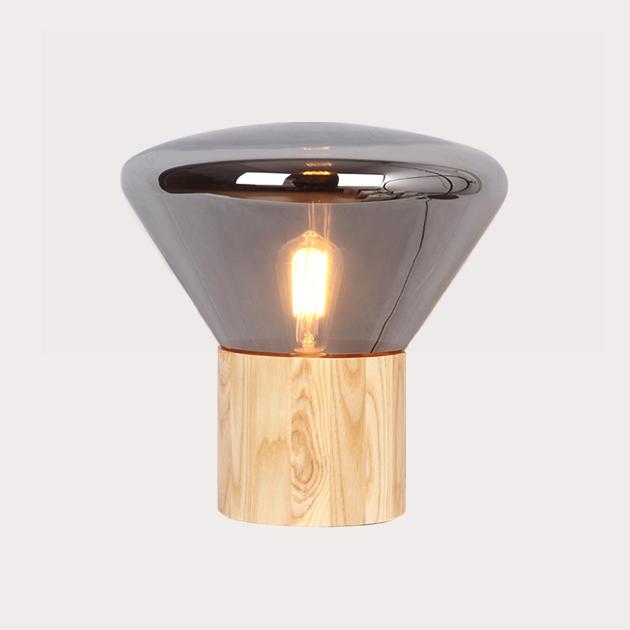 Nif 木質檯燈 1