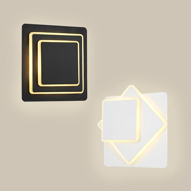 Knox 方塊壁燈 1