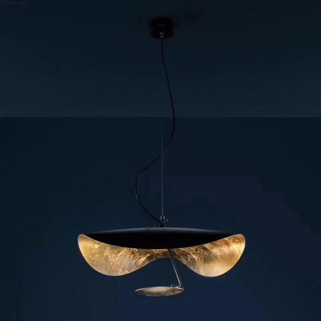 Lederam Manta  金箔吊燈 2