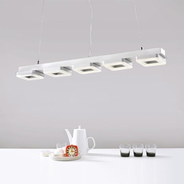 方格趣吊燈 1