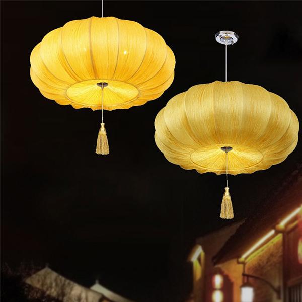 中式南瓜吊燈 1