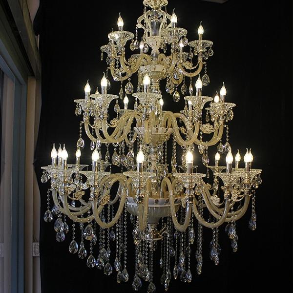 Cloudia 水晶吊燈 3