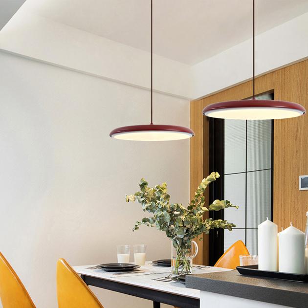 Macarone 飛盤吊燈 5