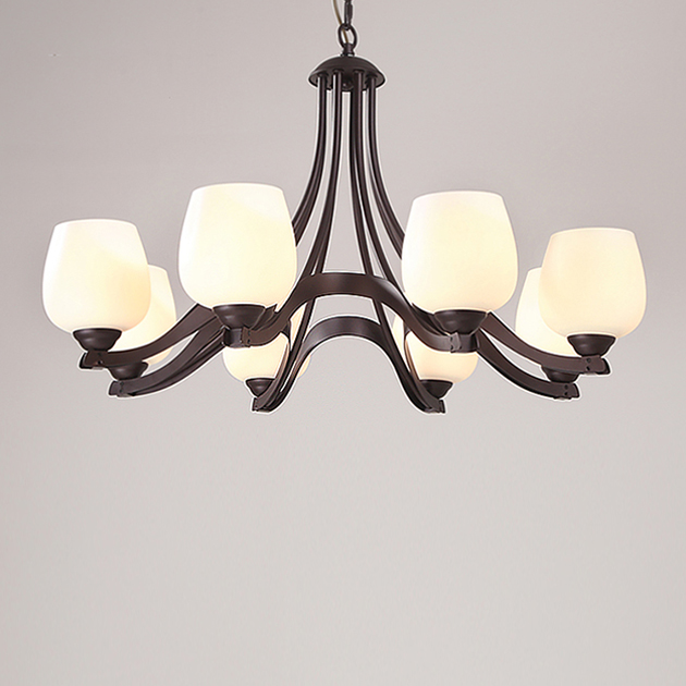 美式工藝復興吊燈 2