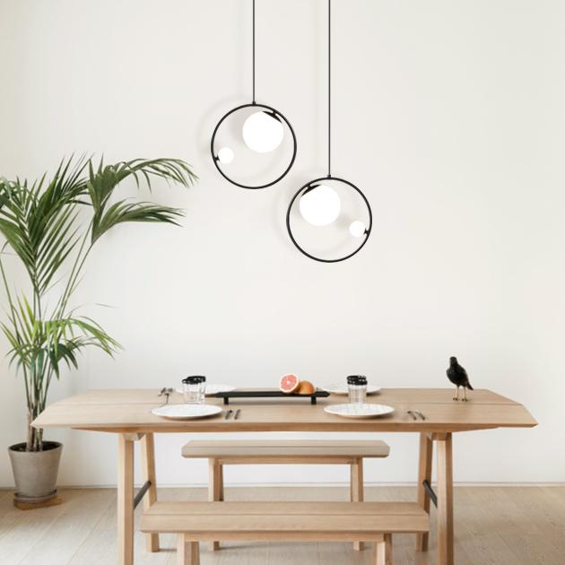 Lenz 圓球吊燈 3
