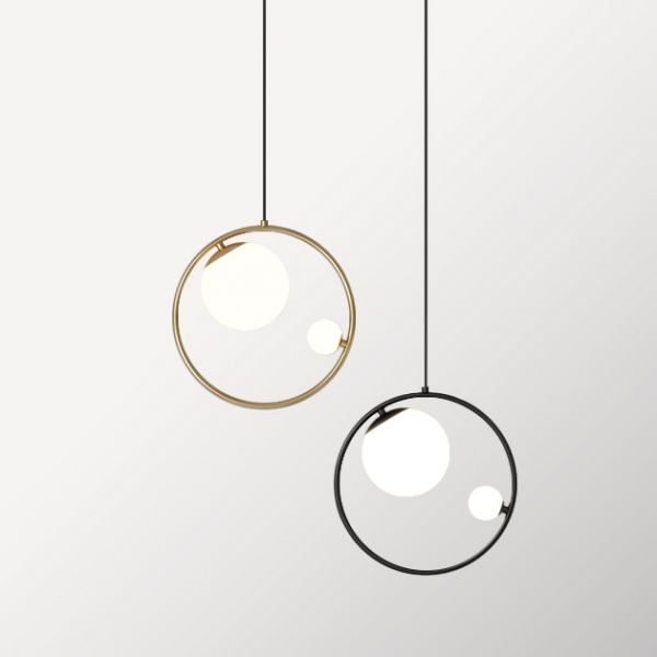 Lenz 圓球吊燈 1