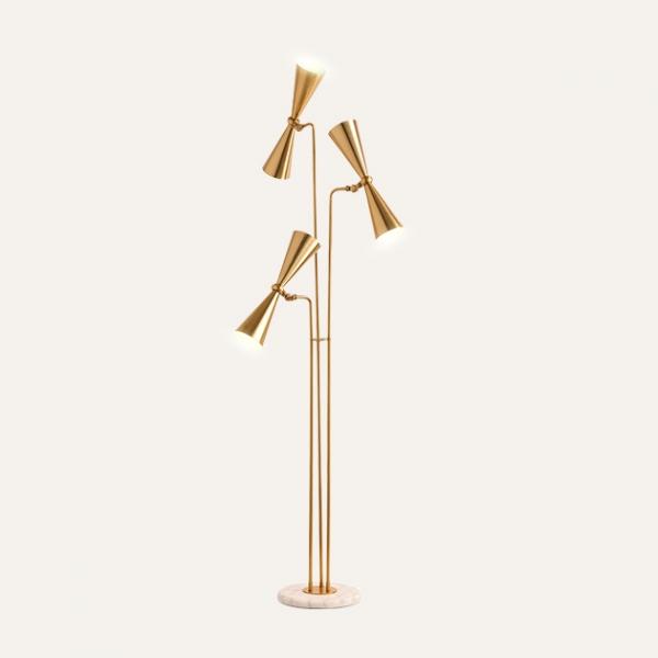 Wilk 古銅金立燈 1