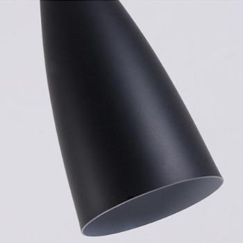 北歐金屬長喇叭吊燈細節-2
